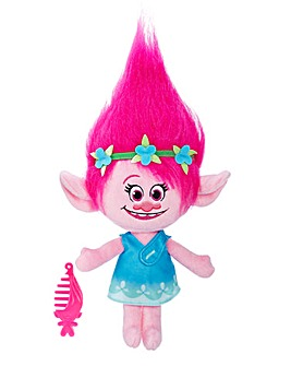 Trolls Talkin Plush - Princess Poppy