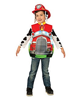 Paw Patrol Marshall Candy Costume