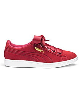 Puma Vikky Ribbon Trainers