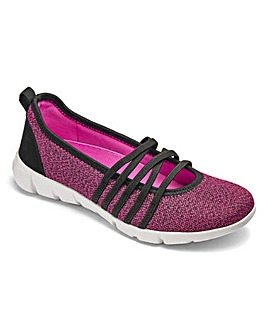 Capsule Active Sporty Ballerina E Fit