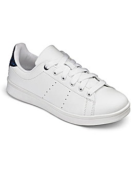 Capsule Active Tennis Trainers EEE Fit