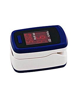Fingertip Pulse Oximeter.