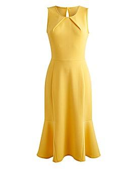 JOANNA HOPE Textured Jersey Dress