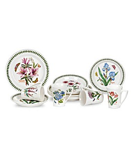 Portmeirion Botanic Garden 12 Piece Set