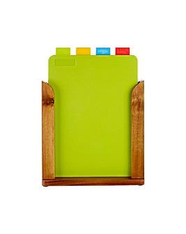 Premier Housewares 4 Chopping Boards