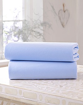 Clair de Lune Twin Fitted Sheet Set