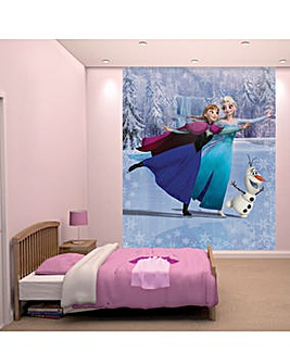 Walltastic Disney Frozen Wall Mural