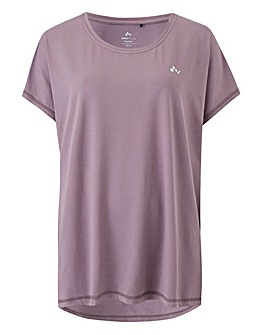 Only Play Aubree SS Loose Training Tee