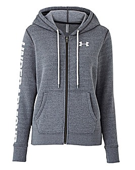 UNDER ARMOUR FAVOURITE FLEECE FZ HOODIE