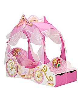 Disney Princess StarTime Toddler Bed