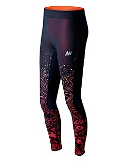NEW BALANCE IMPACT PREMIUM PRINT TIGHT