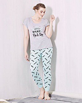 Pretty Secrets Legging PJ Set