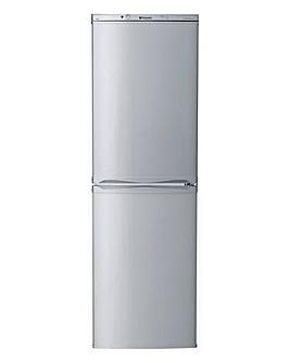 Hotpoint 55cm Fridge Freezer Silver