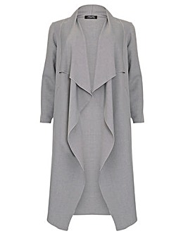 Feverfish Waterfall Draped Jacket