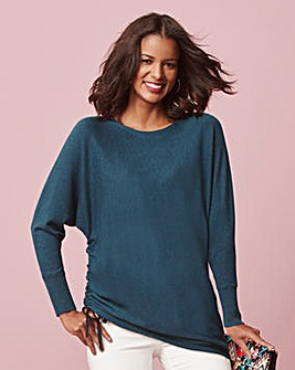 Ruche Side Tunic