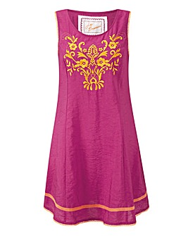 Joe Browns Fabulous Hot Pink Tunic