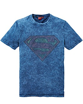 Superman T-Shirt Long
