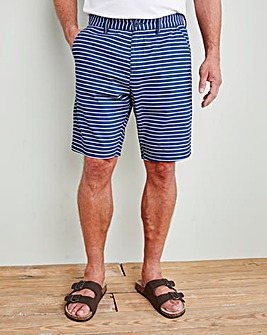 WILLIAMS & BROWN Stripe Short