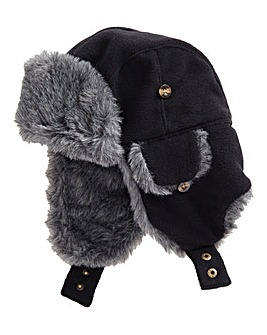 Logan Fleece Trapper Hat