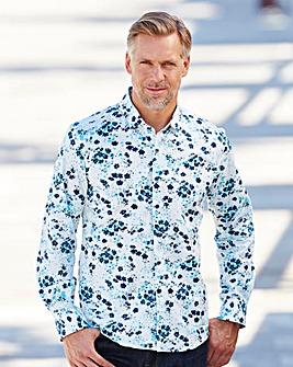 WILLIAMS & BROWN Long-Sleeve Shirt
