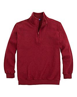 Premier Man Zip-Neck Sweatshirt