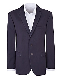 WILLIAMS & BROWN Half Lined Blazer
