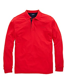 Southbay Unisex L/S Polo Shirt