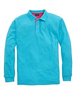 Southbay Unisex L/S Polo Shirt