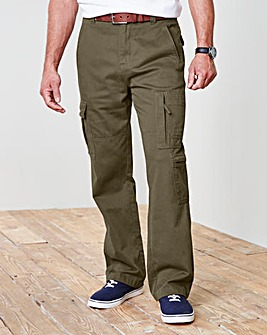 WILLIAMS & BROWN Cargo Trousers 31in