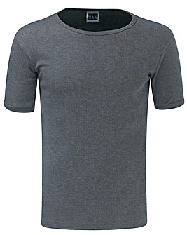 Premier Man Short Sleeve Thermal Vest
