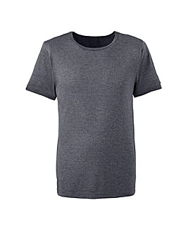 Southbay Charcoal S/S Thermal T-Shirt