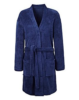 Southbay Supersoft Fleece Gown