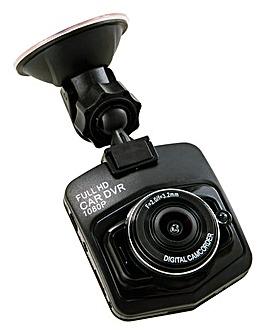 In Car Dash Camera Black