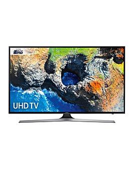 Samsung UHD 4k Smart 65 In TV + Install