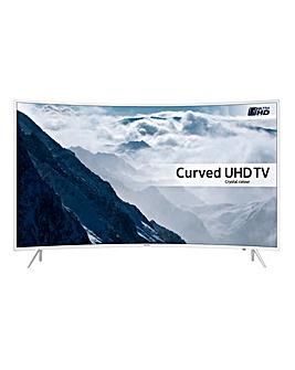 Samsung UHD HDR Smart 55 Inch TV