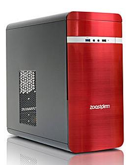 Zoostorm Intel Pentium 8GB Desktop PC