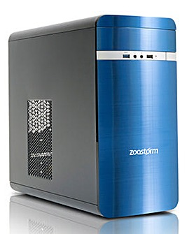 Zoostorm i3 4GB, 1TB Win 10 Desktop PC