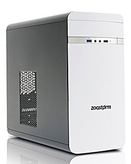 Zoostorm A8 8GB, 2TB Win 10 Desktop PC