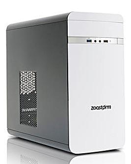 Zoostorm A8 8GB, 2TB Win 10 Desktop PC