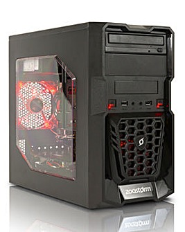 Zoostorm Quest A8 8GB, 1TB Gaming PC