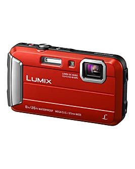 Panasonic Tough Camera Red