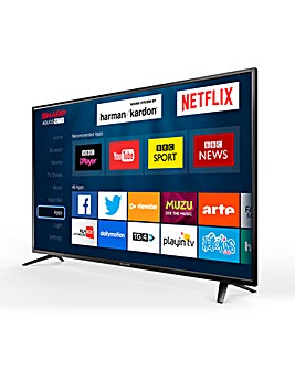 SHARP 32 Inch HD READY SMART TV INSTALL