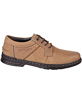 Barnet Hanston Dual Fit Lace up Shoe