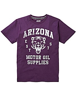Jacamo Arizona Graphic T-Shirt Long