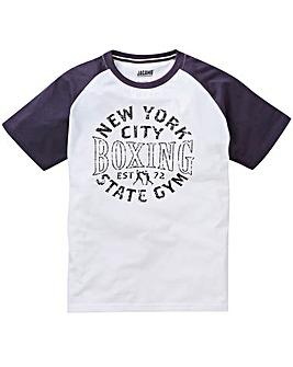 Jacamo Boxer Graphic T-Shirt Regular