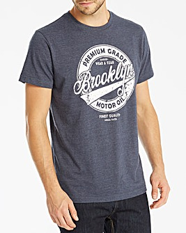 Jacamo Grade Graphic T-Shirt Regular