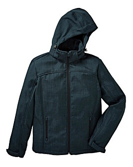 Snowdonia Fleece Lined Softshell Jacket