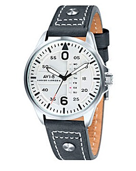 AVI-8 Hawker Harrier II Watch - Black