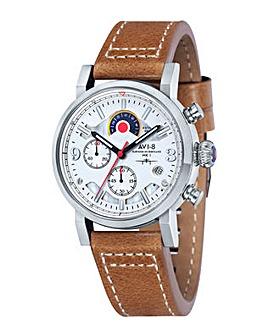 AVI-8 Hawker Hurricane Watch - Brown