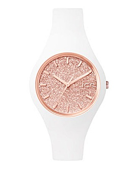 Ice Watch Ladies Glitter Watch - Rose